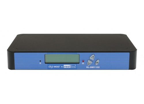 RL-DM1102M - with Component  & Composite Video Inputs and IR Return Path