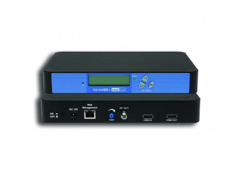 HD-1600L - Single Input HD Digital Modulator with HDMI Loop Through