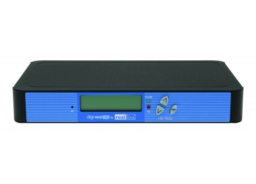 HD-1603 - Single Input HD Digital Modulator with HDMI Loop Through & IR Return Path
