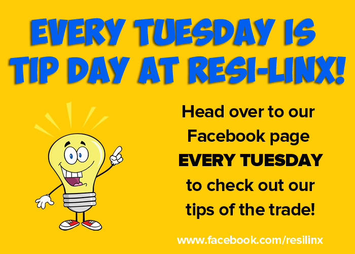Tuesday Tip Day