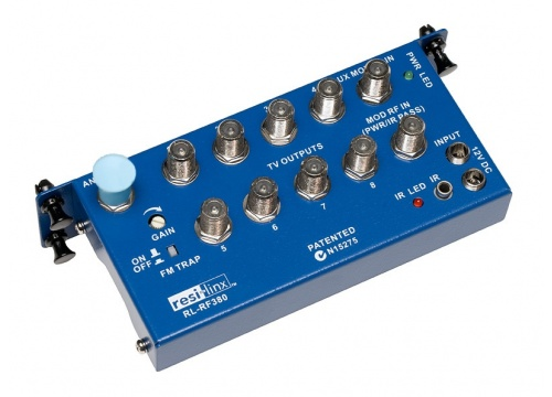 RL-RF380/CS-VDU38IR RF Video Distribution Unit with IR control
