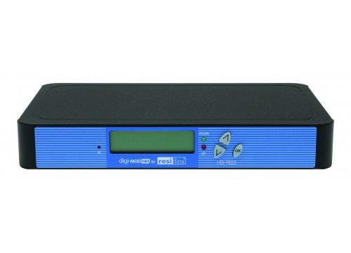 HD-1603 - Single Input HD Digital Modulator with HDMI Loop Through & IR Return Path