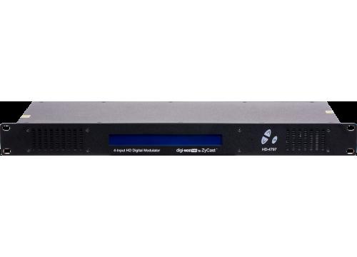HD4797 - DVB-T QUAD INPUT HD MODULATOR