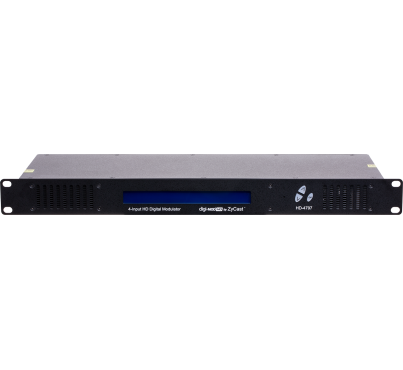 HD-4797 DVB-T QUAD INPUT HD MODULATOR