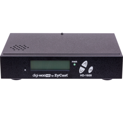 HD-1608 - SINGLE INPUT HD MODULATOR