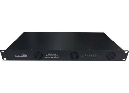 CZ2IP8032 - 8 CHANNEL DVB-T TO IP ENCODER