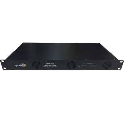 CT2IP8032 - 8 CHANNEL DVB-T TO IP ENCODER