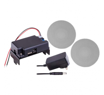 "RL-BT300 - Bluetooth Amp and 3"" ceiling speaker pack"