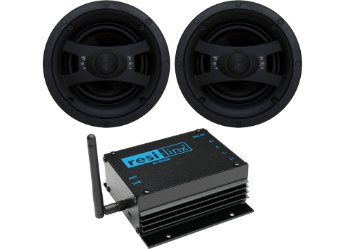 "RL-BT650 - 50W Bluetooth amp and 6.5"" ceiling speaker pack"
