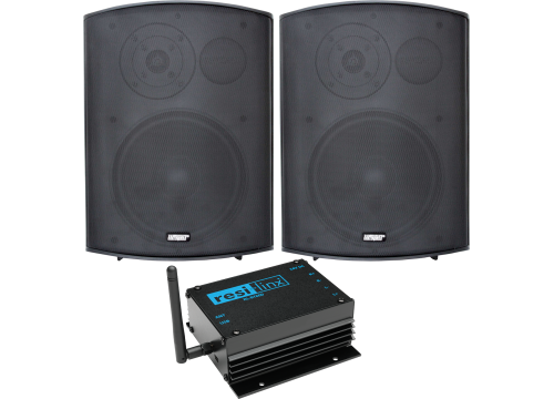 "RL-BT602 - 50W Bluetooth amp and 8"" ceiling speaker pack"