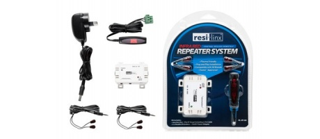"RL-IR100 ""Foxtel Approved"" Infra-Red Repeater Kit"