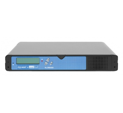RL-DM4000D - Quad Input SD DVB-T Digital Modulator